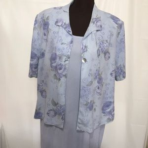 Women's Dress Size 18 - 2 Piece LA Woman